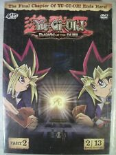 Yu-Gi-Oh: Dawn of the Duel - Part 2 (DVD, 2-Disc Set) BRAND NEW SEALED