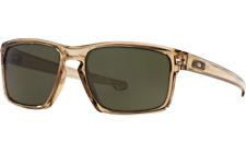 fa71b990bf Oakley Sliver Sunglasses OO9262-02 Sepia Frame W  Dark Grey Lens