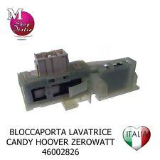 Elettroserratura Bloccaporta Lavatrice Carica alto Candy Hoover 46002826 Promo