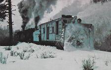 USA Denver & Rio Grande Western Rotary Snow Plough OM Seller's Ref: 19033