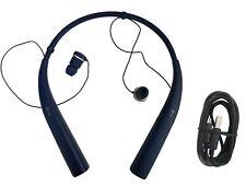 Genuino LG Tone Pro HBS-780 Auriculares inalámbricos estéreo Bluetooth Premium Azul Nuevo