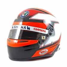 Bell Racing Alfa Romeo Racing 1:2 Mini F1 Helmet Kimi Raikkonen 2019