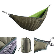 Portable Outdoor Camping Hammock Blanket Underquilt Full Length Under Quilt