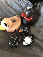 Rubber Ducks Tattoo/Goth/Punk