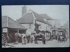 More details for essex country life the smithy & inn at great clacton st. john's rd old postcard