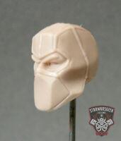 ML088 Custom Cast sculpt male head use w/ Marvel Legends Star Wars Figures