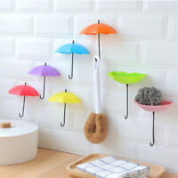 Umbrella Wall Hook Cute Key Holder Wall Hook Hanger Org 9