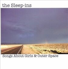 NEW Songs About Girls & Outer Space (Audio CD)