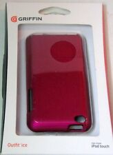 GRIFFIN GB03767 HARD-SHELL CASE COOL ICE FINISH FOR IPOD TOUCH