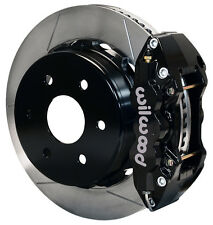 "WILWOOD DISC BRAKE KIT,REAR,00-06 SUBURBAN 1500,AVALANCHE,TAHOE,YUKON,14"",BLACK"