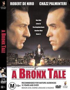 A Bronx Tale (DVD, 1993)