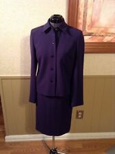 Jones New York skirt suit size 4