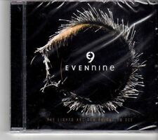 (FH382) Evennine, The Lights Are Too Bright To See - 2013 sealed CD