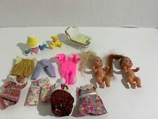1993 Reproductions Of 1973 Mattel Baby Lot Dolls With Clothes