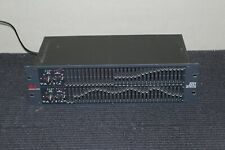 dbx 2231 2-CH 31-Band Graphic EQ with Type III Noise Reduction and Limiter