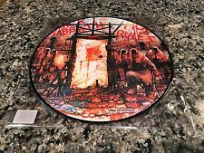 Black Sabbath Mob Rules Picture Disc! Limited. Kiss Iron Maiden Dio Ozzy