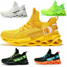 New Mens Breathable Sports Sneakers Running Shoes Athletic Gym Outdoor High Top