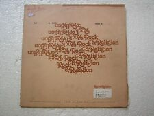 ROCK AND RELIGION 79 80 JENNIFER WARNES odon fong  RARE LP RECORD vinyl 1979  ex