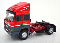 Iveco Turbo Star 1988 rot Scuderia Ferrari LKW  Road Kings 180073 1:18 Modell