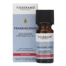 Tisserand Frankincense Wild Crafted Pure Essential Oil 9ml