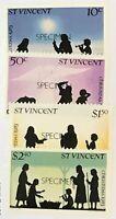 St. Vincent #683-686 MNH Specimen CV$5.70 Christmas