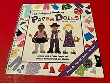 The Fabulous Book of Paper Dolls by Julie Collings