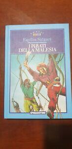 I PIRATI DELLA MALESIA EMILIO SALGARI Q280