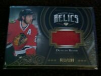 2016-17 BLACK DIAMOND DUNCAN KEITH DIAMOND MINE RELICS JERSEY 11/199 BLACKHAWKS.