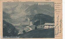 Mösern Menthof gegen Inntal und Lechtaler Berge AK 1947 Garmisch  Bayern 1607321