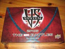 Marvel VS System  Card Game 2 player game