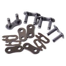 4 Stk 420 Kettenschloss Clip Metall Kettenglied Steürkette Steürkettenschloss