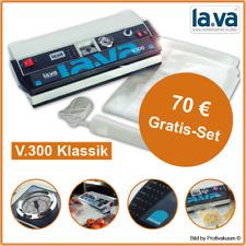 LaVa V300 Profi Vakuummaschine Vakuumierer Folienschwei�Ÿgerät Vakuumiergerät 1A