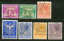 Nederland Dienst  9 - 15 gebruikt (2)
