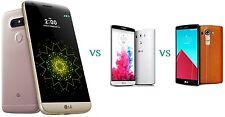 LG G5 - G3s smartphones various