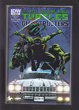 Idw Teenage Mutant Ninja Turtles Ghostbusters #3 Hastings Exclusive Variant