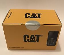 CAT B30 Single-Sim*NEU*Outdoorhandy*black*micro-SD-Slot*2MP-Cam*MP3/MP4-Player