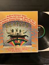 Magical Mystery Tour by The Beatles (LP, Capitol) Vinyl Record  w/ booklet  1st