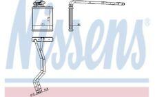 NISSENS Radiador de calefacción FORD FIESTA 71771