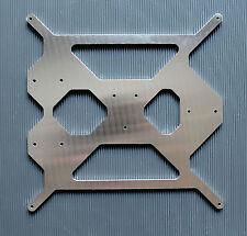 Prusa i3 Druckbettaufnahme Alu 5mm RepRap 3D Drucker