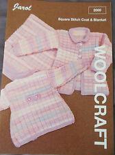 Baby Knitting Pattern DK  -   Jarol 2000
