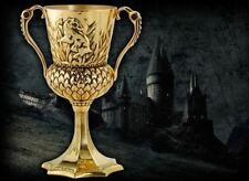 HARRY POTTER VOLDEMORT HORCRUX HELGA HUFFLEPUFF CUP OFFICIAL PROP REPLICA BADGER