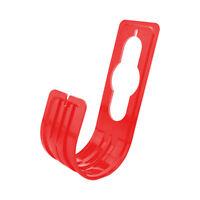 Hose Hanger Wall Mount Hose Holder Rust-Free Plastic Hose Hook Hanger Hot Sale