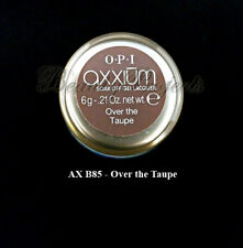OPI Axxium Soak Off Gel Nail Lacquer Over the Taupe AXB85 .21oz NEW!