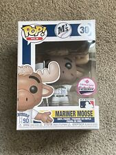 T-mobile Exclusive Mariner Moose #30 Seattle Mlb Mascots Funko Pop - Sga