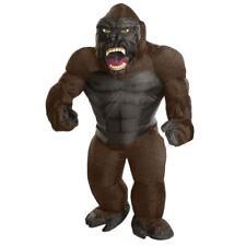 Inflatable King Kong Skull Island Gorilla adult mens monkey fancy dress costume