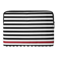 "VanGoddy Stripe Leahter Tablet Sleeve Pouch Case Carry Bag For 11"" iPad Pro 2020"