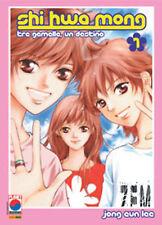 Shi Hwa Mong n. 1 di Jong Eun Lee - SCONTO 50% - ed. Planet Manga