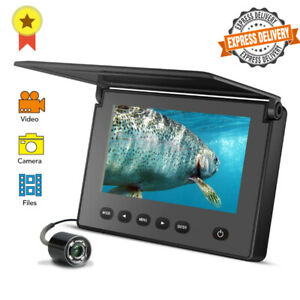 Portable Underwater Fishing Inspection Camera Night Vision 4.3 Inches Waterproof