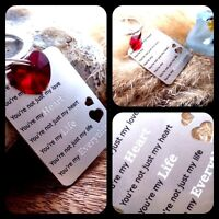 Gifts for him men her valentines day Love Romantic Wife Husband Boyfriend woman