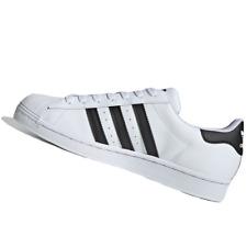 ADIDAS MENS Shoes Superstar - Cloud White, Core Black & Cloud White - EG4958